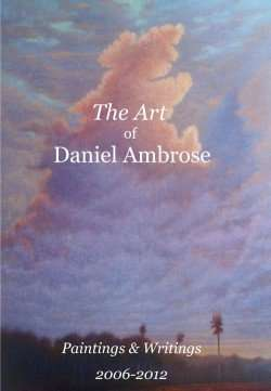 Image of a book authored by The Art of Daniel Ambrose edited by a book editor