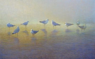 Signature Member of American Society of Marine Artists