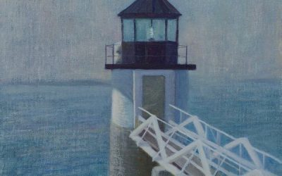Marshall Point Lighthouse – Tones of Morning