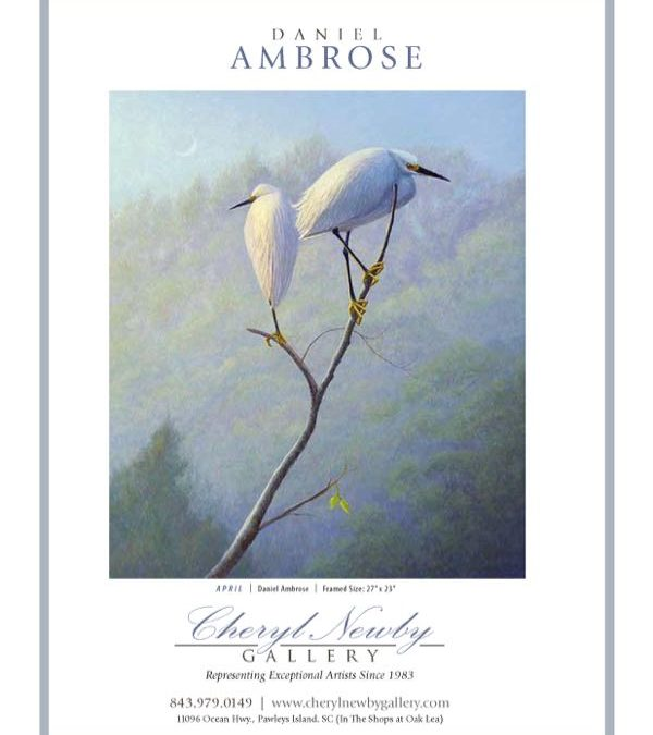 American Art Collector Ad – Upcoming Events