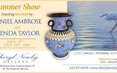 Cheryl Newby Gallery Summer Show