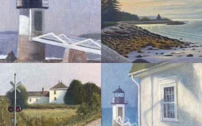 Maine Paintings For Sale